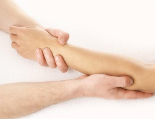 Vật lý trị liệu về gãy trên hai lồi cầu xương cánh tay ở trẻ em